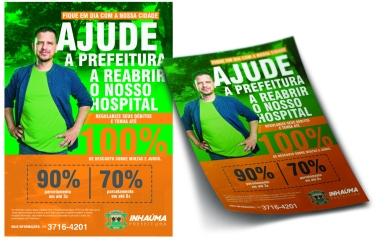 Prefeitura de Inhaúma - campanha anistia
